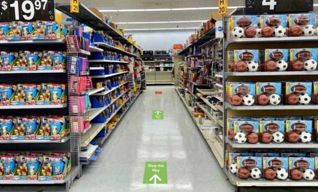 Walmart postcovid