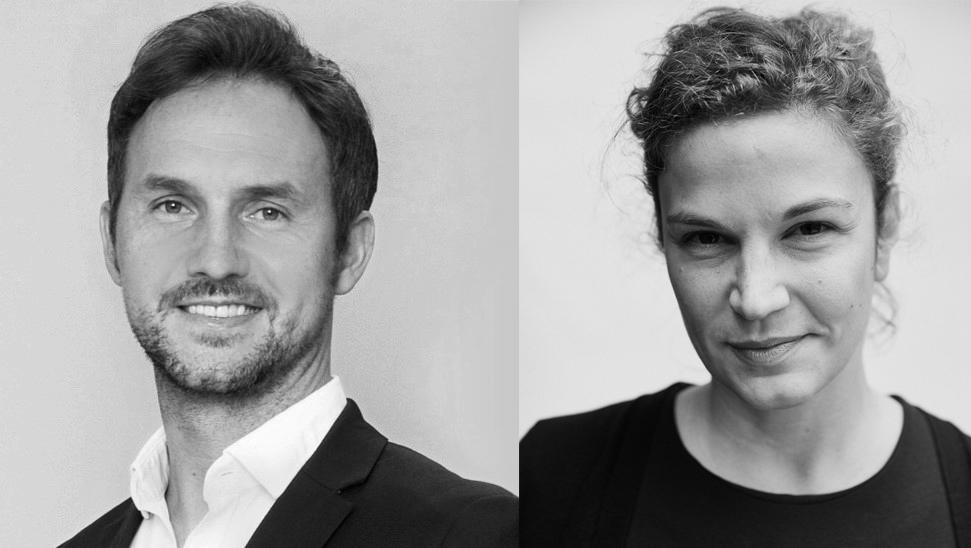 Bartosz Plaksa und Jeanette Kunsmann