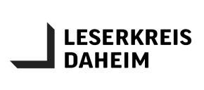 Leserkreis Daheim Logo