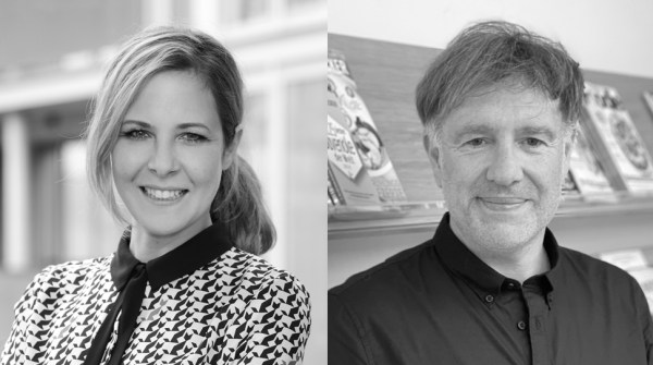 Linda Borsay-Fengler und Mario Fritschi