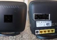ZXHN H108N Home Router
