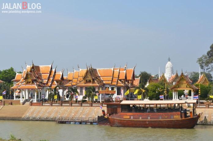 Salah Satu Sudut Ayutthaya