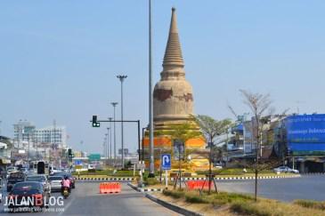Ayutthaya Traffic