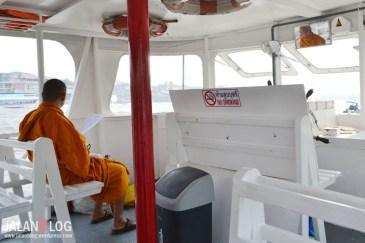 Kapal Penyeberangan 3 THB