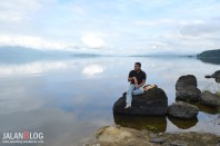 Nyantai di Danau Kerinci