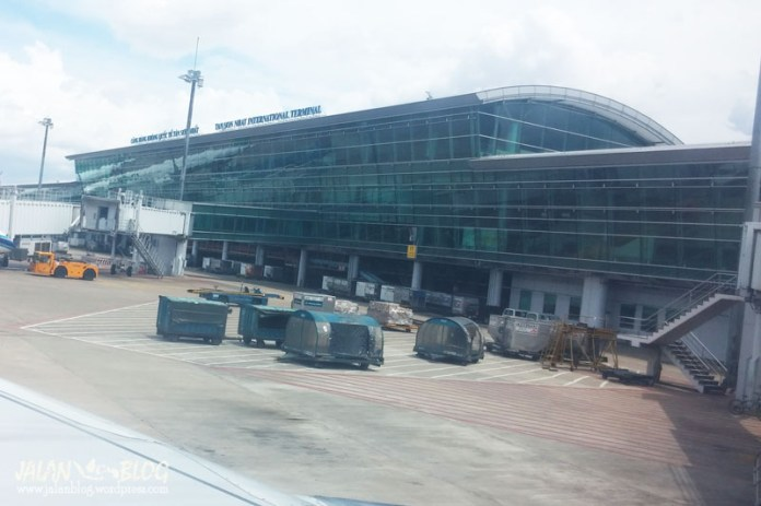 Bandara Tan Son Nhat HCMC