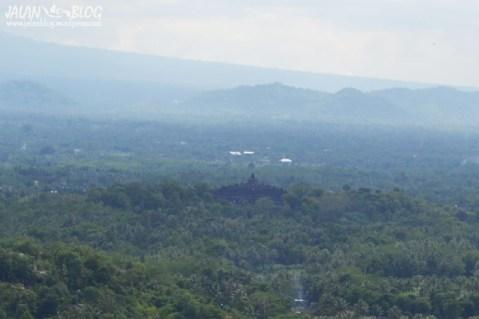 View kesiangan dari Phuntuk Setumbu