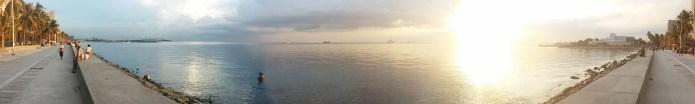 Panoramic Manila Bay