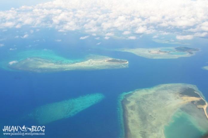 Pulau pulau kecil di Palawan