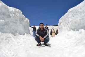 Labirin salju... Slav Style :p