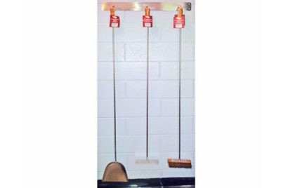 3 Piece Tool Set With Wall Mount  (L 1400mm)