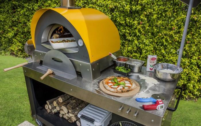 Alfa Ciao Oven – 2 Pizza