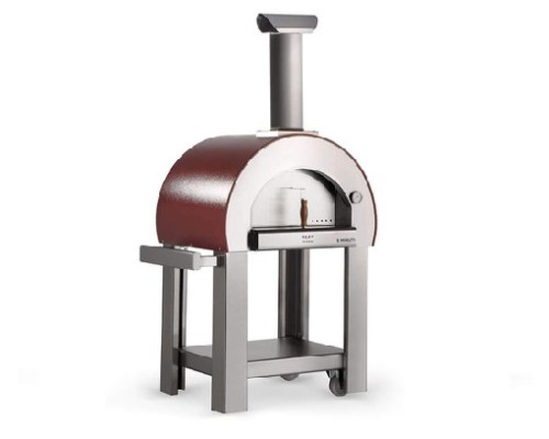 Alfa 5 Minuti Wood Fired Pizza Oven With Stand