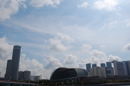 Merlion, the Icon Of Singapore (2/3)