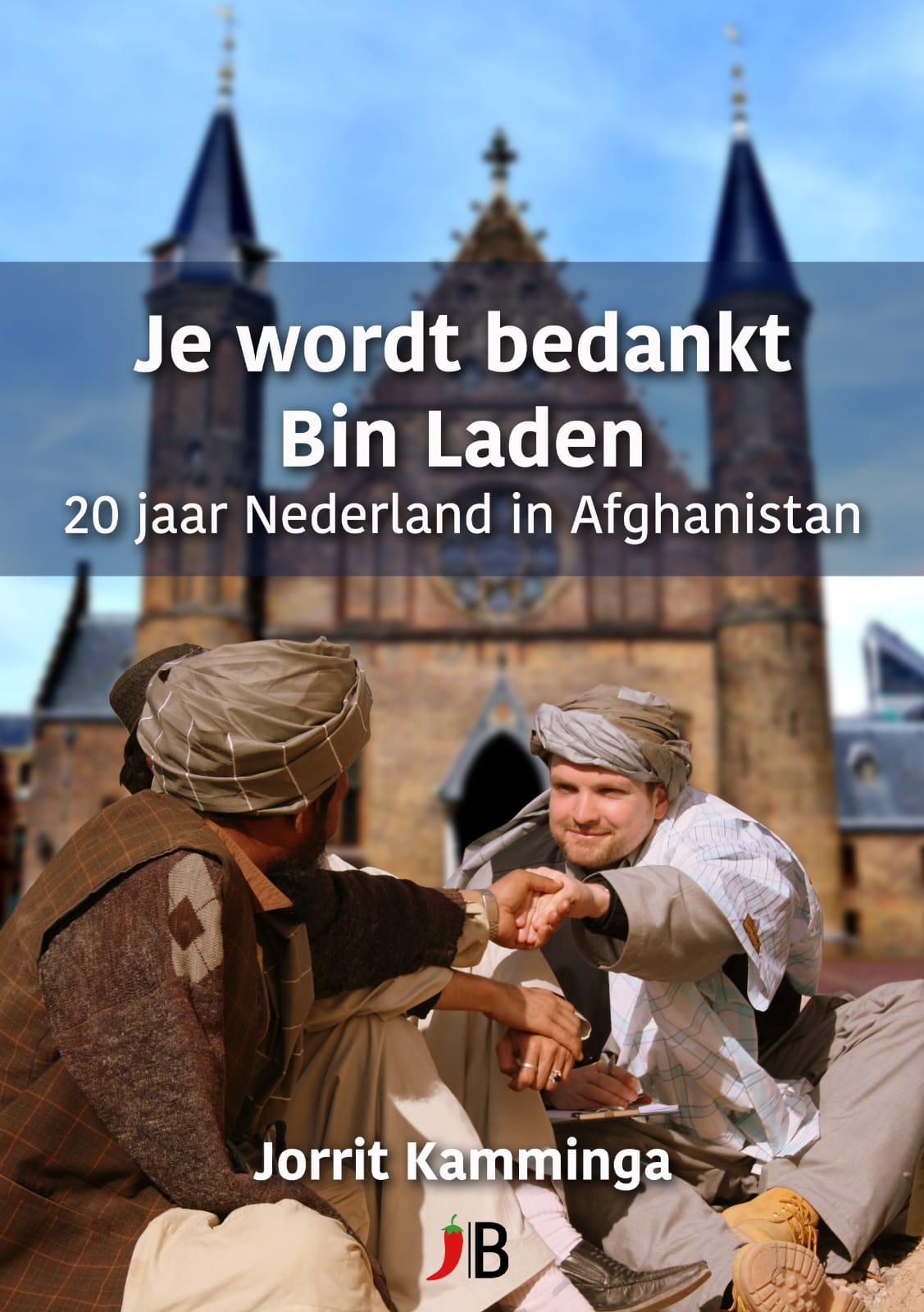 Je wordt bedankt Bin Laden