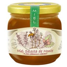 Miel de Flora Serrana 250 gr