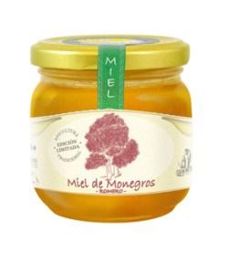 Miel de Romero pura 250 gr