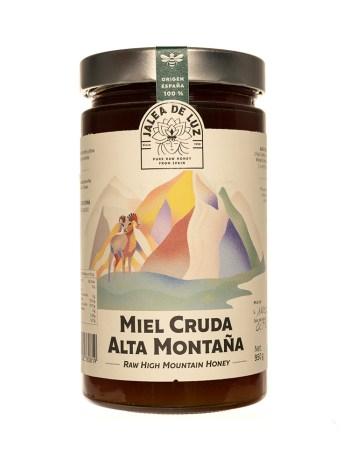 Miel cruda de Flora Montana 950 gr