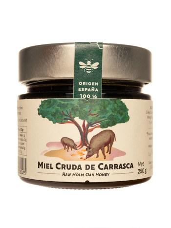 Miel de Carrasca pura 250 gr