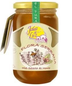 Flora Serrana Honey 500 gr