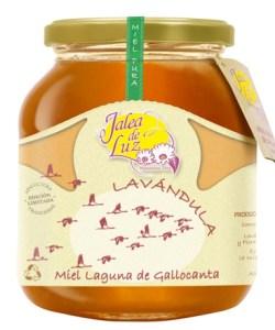 Miel de Lavanda 950 gr