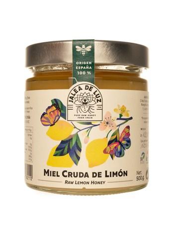 Miel de limón natural 500 gr
