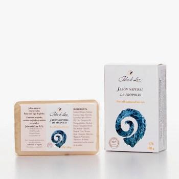 Jabón Natural BIO de Própolis 100 gr