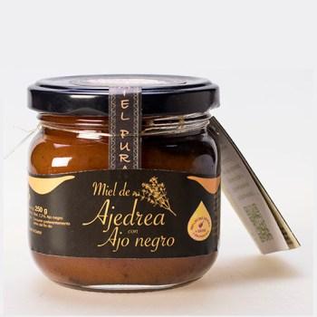 Savory Honey garlic black 250 gr