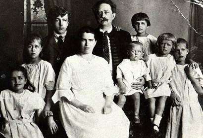 Rodzina Bonczy Tomaszewskich
