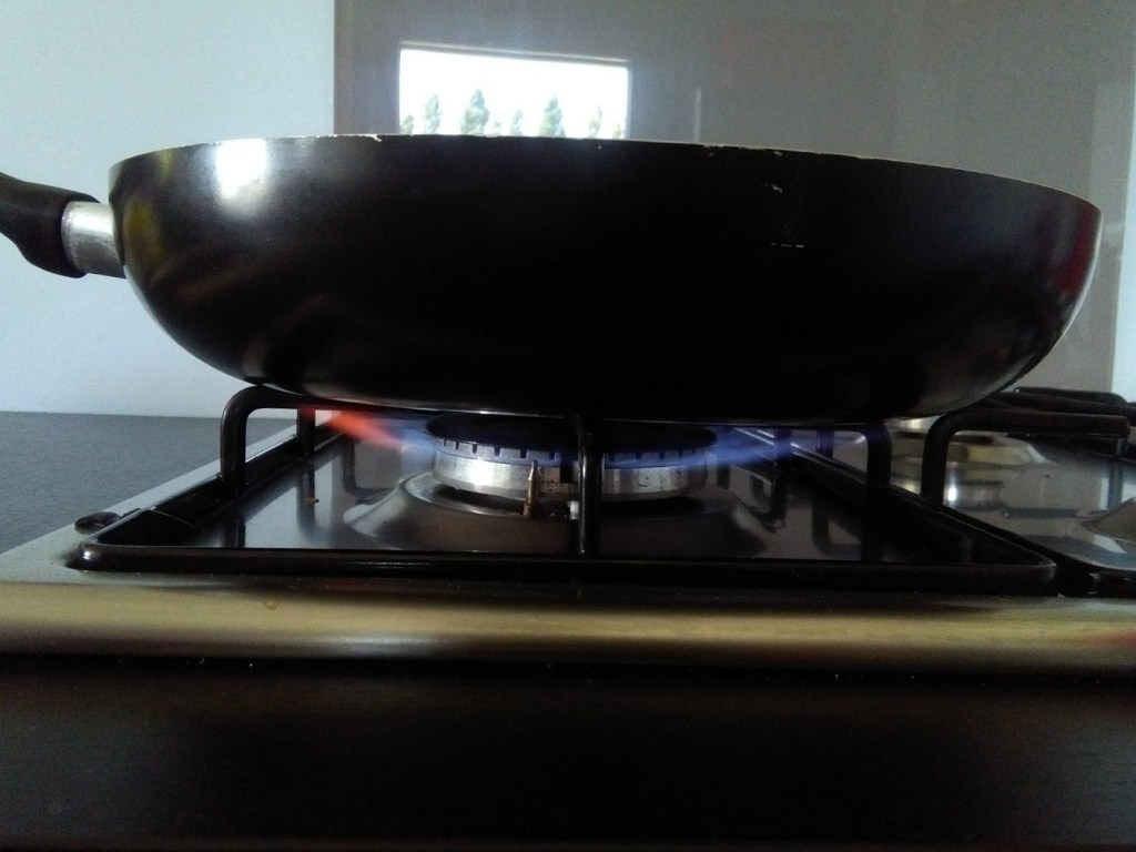 Côte d'Émeraude kochen mit Gas ist das beste