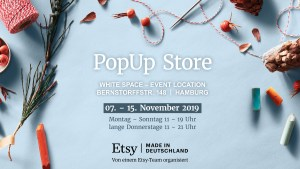 Etsy Pop-Up-Store