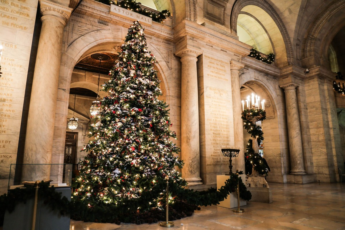 Christmas In New York - The Perfect 4-Day Itinerary