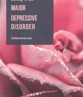 Living with major depressive disorder