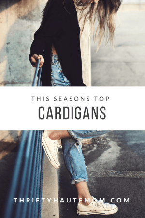 Top Cardigans For This Season