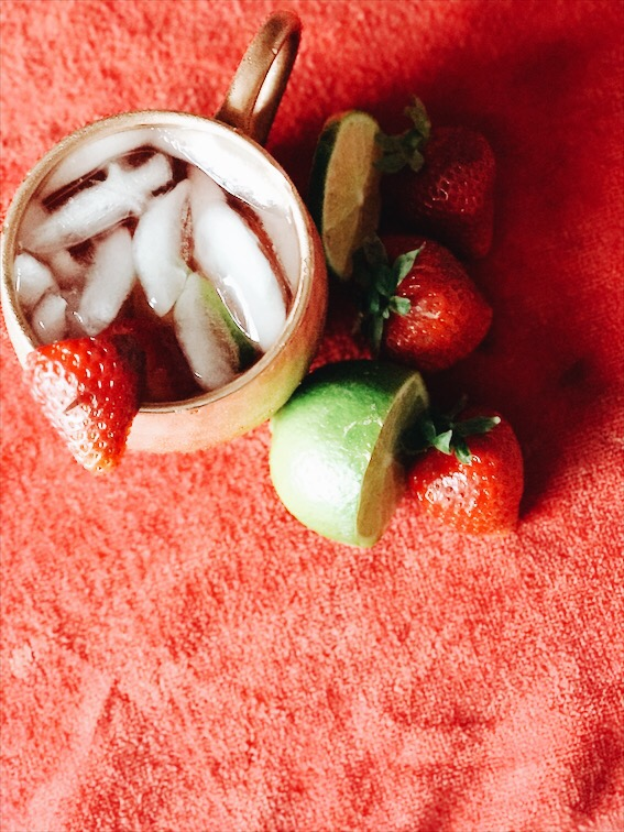 strawberry moscow mule 3