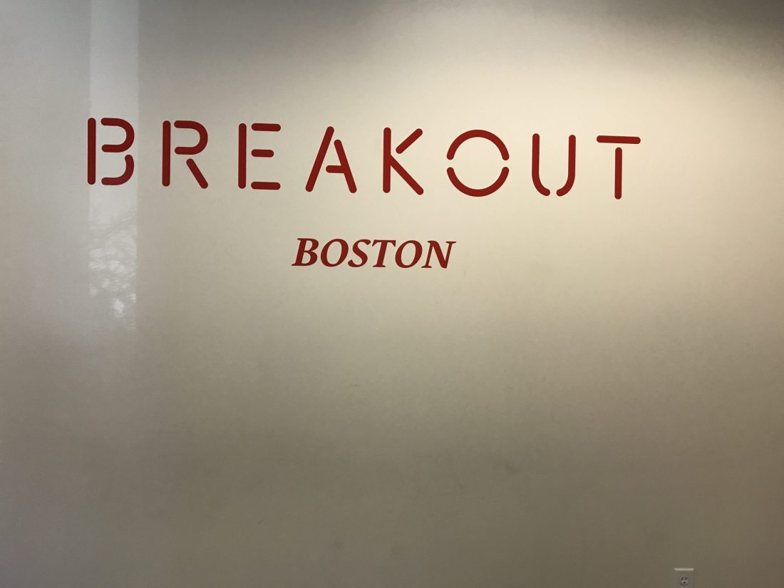 Breakout Boston Logo