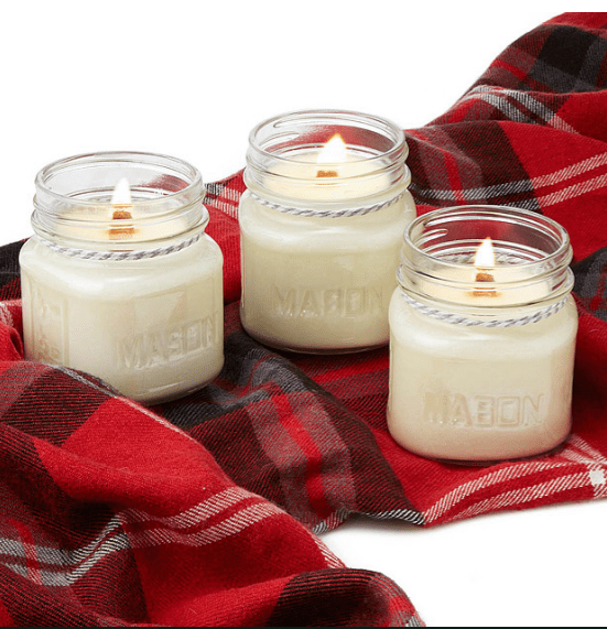 Fireside Cozy Candles