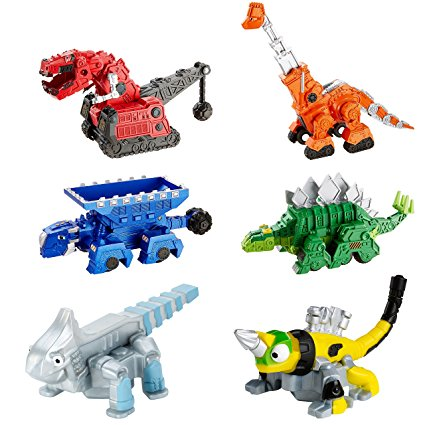 Dinotrux Collectibles