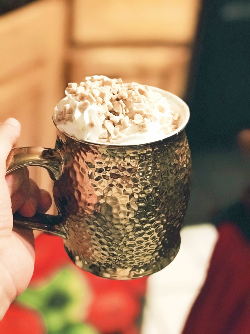 Slow Cooker Hot Chocolate Mug