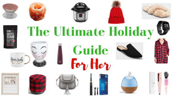The Ultimate Holiday Gift Guide For Her