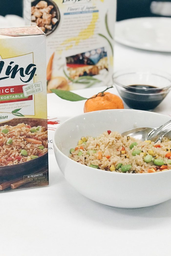 Cooking With Ling Ling Asian Food and Chef Katie Chin