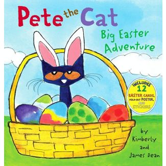 Pete And Cate Easter Preschool Book