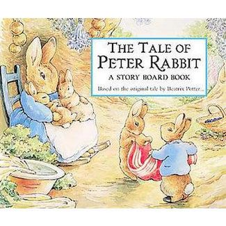 Peter Rabbit Easter Preschool Book
