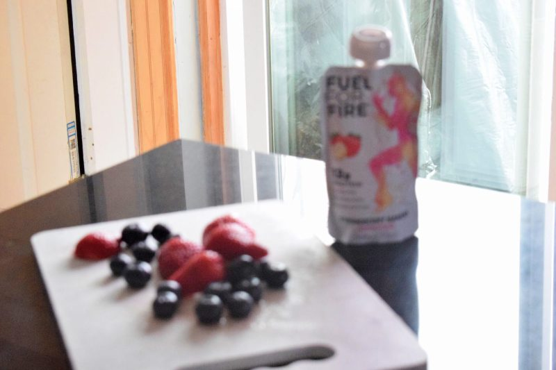 Fuel For Fire Protein Smoothie