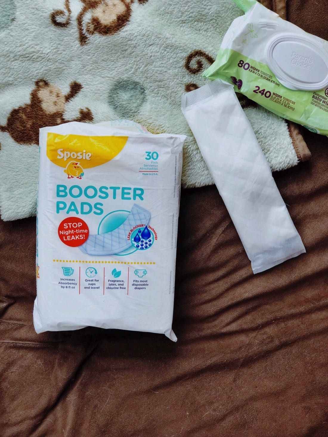 toddler bedtime routines with Sposie