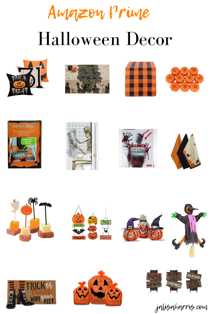 Amazon Halloween Favorites Pin