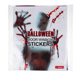 Halloween Favorites Haunted House Stickers