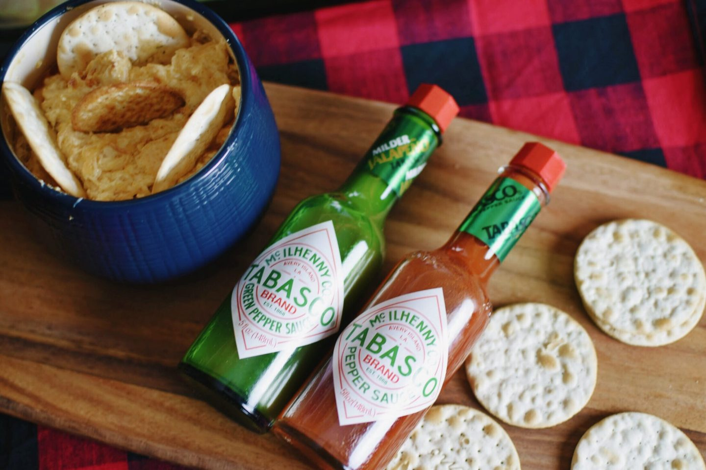 The Easiest Instant Pot Spicy Chicken Dip With TABASCO®