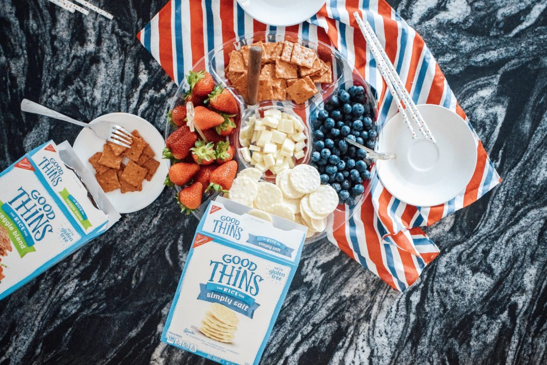 Gluten- Free GOOD THiNS Snack Bar - Jalisa Harris