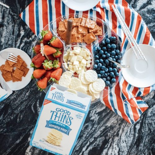 Gluten - Free GOOD THiNS Summer Snack Bar